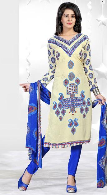 Krémové ORIENT šaty s potiskem 9a80e8f100