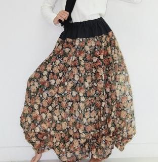 Balónová sukně 2v1 (01) - 109 cm 8c56b697e8